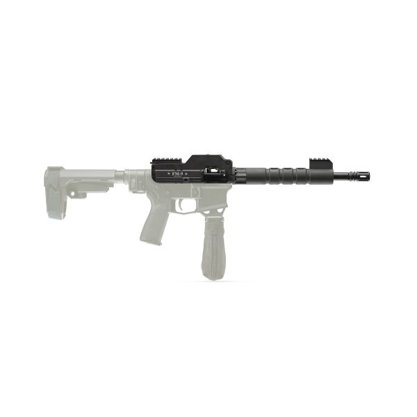 "Fm-9 Minimalist 11"" Upper on Receiver"