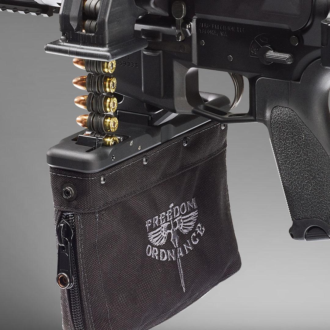 FM-9 150 Round Belt Bag