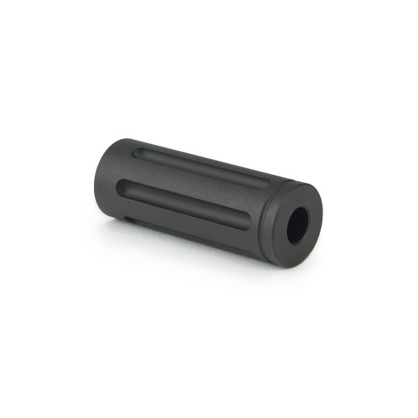 Fx-9 Fluted 3 inch Muzzle Enhancer Front