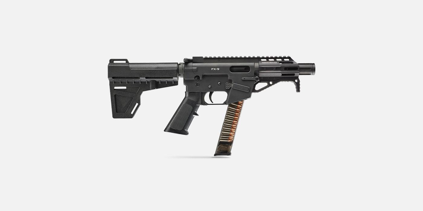 FX-9 4 inch PCC Firearm